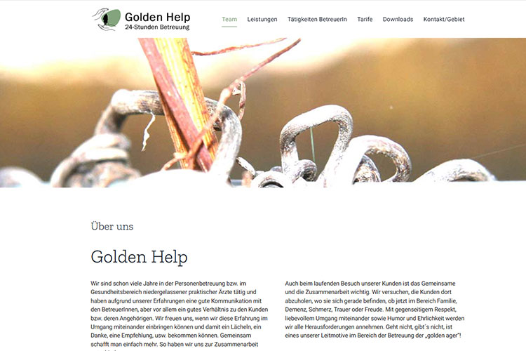 Golden Help 24-Stundenbetreuung Mag. Gärber
