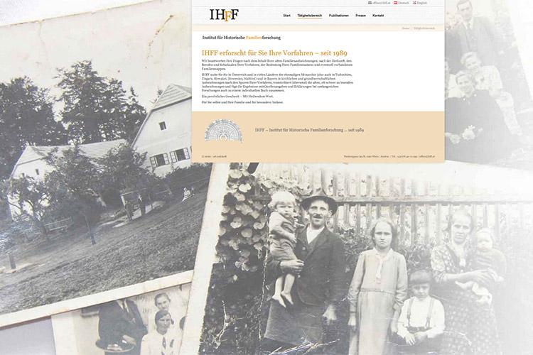 IHFF Familienforschung