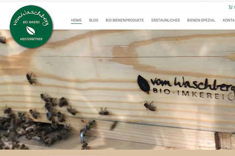 vomWaschberg Bio Imkerei Stockerau